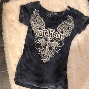 AFFLICTION Tee Shirt